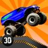 Extreme Monster Truck Stunt Racing 3D Full