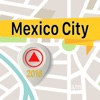 Mexico City Offline Map Navigator and Guide