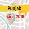 Punjab 離線地圖導航和指南