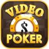 Go Bet Video Poker : High Card Low Card Vegas Casino Games