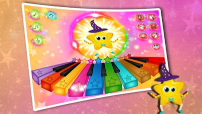 download Twinkle Twinkle Little Stars – Piano Musical Animé pour enfants apps 1