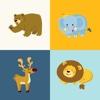 Animal sounds for kids - Game