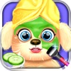 Baby Pet Salon Makeover Spa - Little Kid Hair & Make-Up Nail Wedding Games for Girls