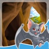 Vampire Bat Games for Little Kids - Bloody Puzzles & Scary Sounds