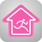 竞步派app icon图