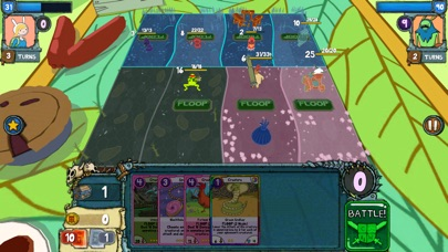 Screenshot for Card Wars - Adventure Time Card Game in Australia App Store