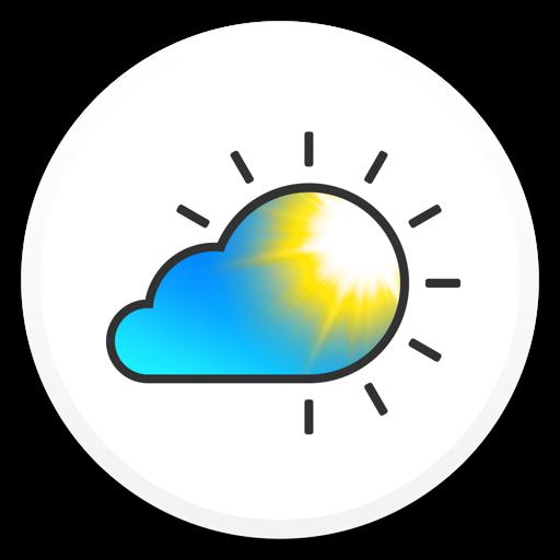 Погода Live  Mac OS X