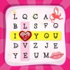 "Word Finder In Love "" Valentine Version """
