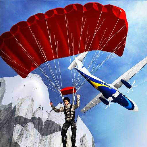エアスタントシミュレータ3D - スカイダイビングフライトシミュレーションゲーム