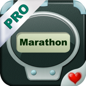 Marathon Trainer Pro - Run for American Heart icon