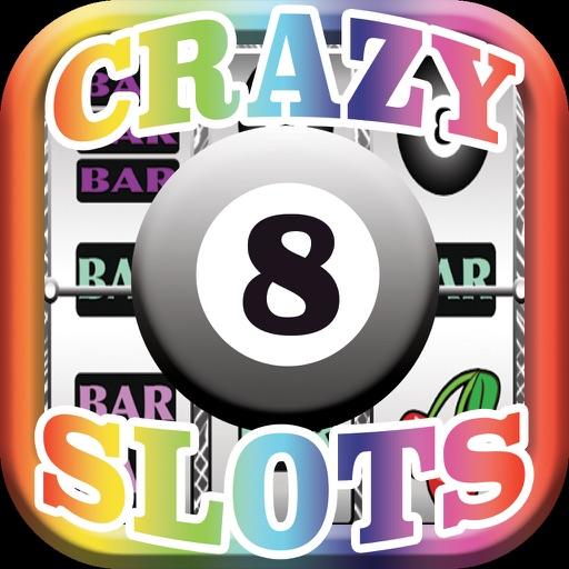 Crazy Eight Slots Icon