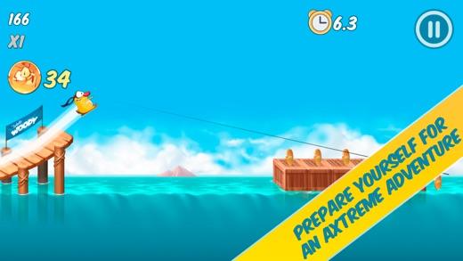 Woody: Endless Summer Screenshot