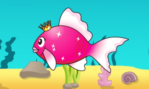 Princess Fish for TV iOS App