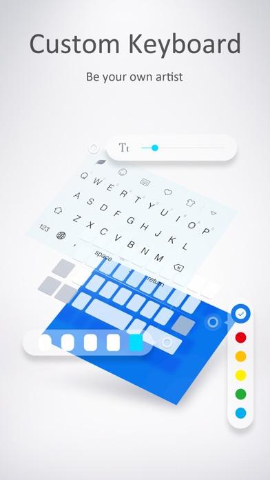 GO Keyboard Pro - 1000+ Emojis Screenshots