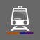 New Jersey Rail - Departure View by EasyTransit?