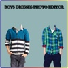 Boys Dresses Photo Editor