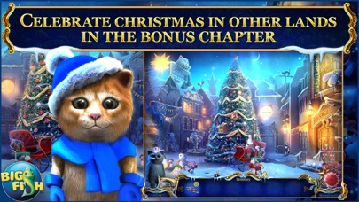 Christmas Stories: Puss in Boots - A Magical Hidden Object Game-3