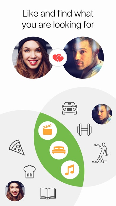 Screenshot #4 for QuickFlirt – dating app to chat and meet locals