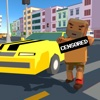 Pixel City: Crime Car Theft Race 3D Full