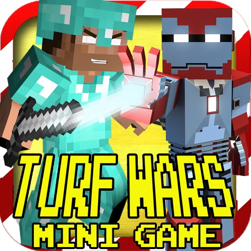 TURF WARS - Survival Hunter Mc Mini Game