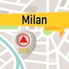 Milan Offline Map Navigator and Guide