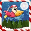 Santa Bird Storm: Christmas Season