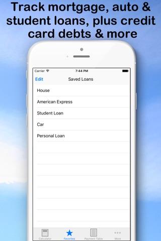 Loan Calculator — What If? screenshot 3