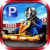 3D Go-Kart Parking