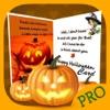 Halloween Wish Cards