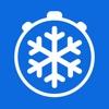 滑雪记 - 记录滑雪轨迹速度距离落差坡度,省电易用滑雪必备