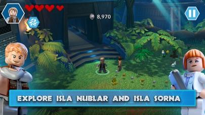LEGO® Jurassic World™  Screenshot