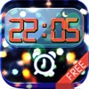 iClock – Blur : Alarm Clock Wallpapers ,  Frames and Quotes Maker For Free
