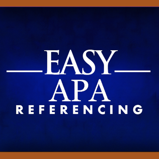 Easy APA Referencing Classic