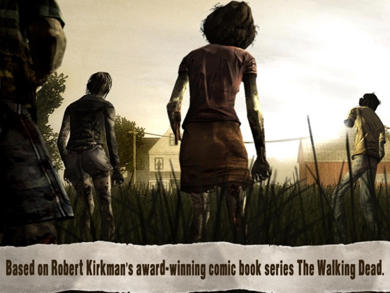 Screenshot #1 for Walking Dead: The Game