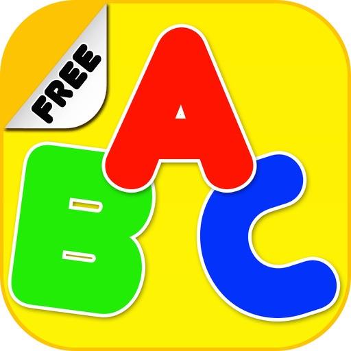 Alphabet Educational Games For Kids iOS App