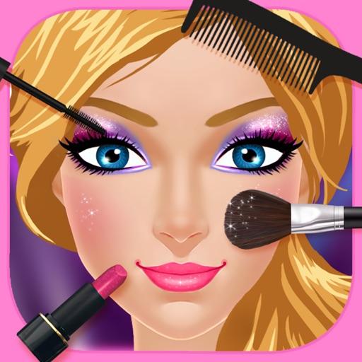 Star Girl Salon - Girls Beauty SPA Makeover iOS App