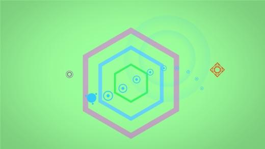 CELLULAR - Explore space, colour and sound Screenshot