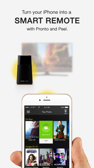 download Peel Smart Remote: TV guide & Universal Remote apps 1