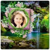 Waterfall Photo Frames - Free