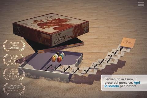 Tsuro - The Game of the Path screenshot 1