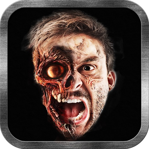 Scary Face Photo Editor – Horror Effect.s to Make Yourself a Zombie, Monster or Vampire iOS App