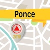 Ponce Offline Map Navigator and Guide