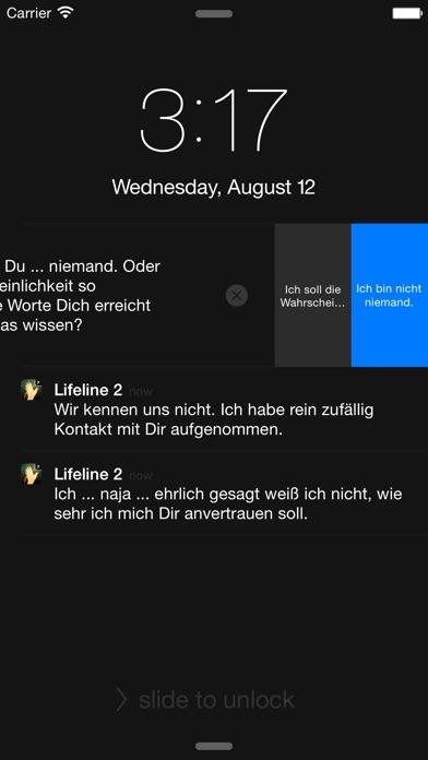 Lifeline 2 Screenshot