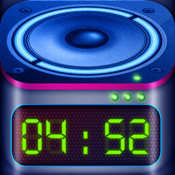 Loud Alarm Clock FREE Best Wake Up App Never Sleep In Late icon