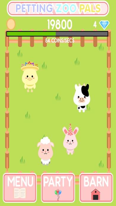 Petting Zoo Pals - Clicker Game Screenshot