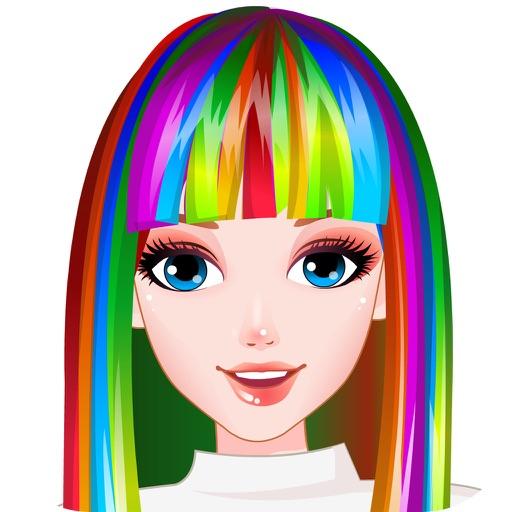 Perfekter Regenbogen Frisuren Hd Die Heissesten Friseur Spiele Fur