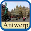 Antwerp Offline City Travel Guide