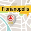Florianopolis Offline Map Navigator and Guide