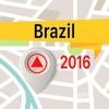 巴西 離線地圖導航和指南