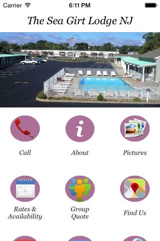 The Sea Girt Lodge NJ screenshot 3